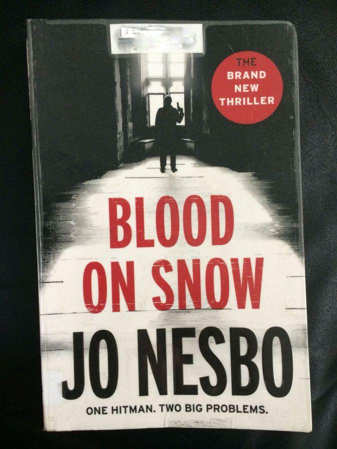Blood on Snow by JoNesbø