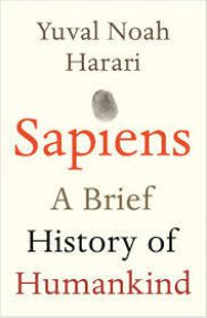 Sapiens – A Brief History of Humankind by Yuval NoahHarari